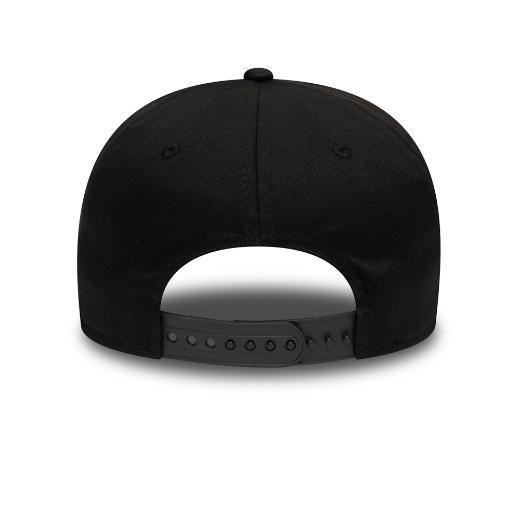 NEW ERA CAP TONAL BLACK 950SS M/L 1
