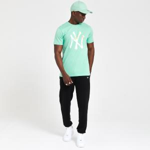 NEW ERA MLB INFILL TEAM LOGO TEE NEYYAN AQM
