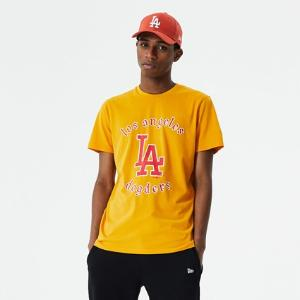 NEW ERA CAP MLB RETRO TEAM LOGO TEE LOSDOD MLF