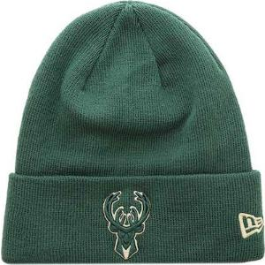 NEW ERA TEAM COLOUR OUT LINE CUFF MILWAUKEE BUCKS