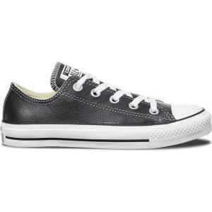 Converse All Star Chucks Lo leather Black