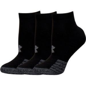 UNDER ARMOUR Heatgear 3 ζεύγη κάλτσες unisex