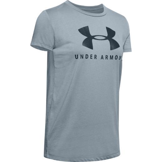 UNDER ARMOUR Μπλούζα κοντομάνικη 4