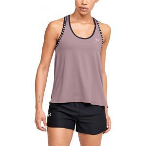 UNDER ARMOUR Γυναικείο αμάνικο T-Shirt Knockout