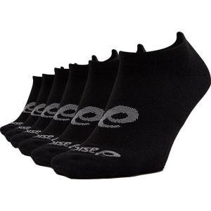 ASICS Invisible 6 ζεύγη unisex κάλτσες ενηλίκων