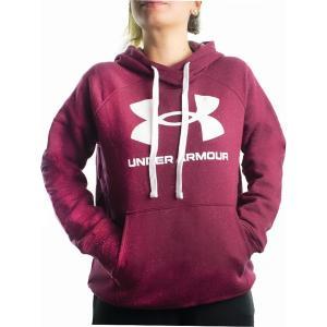 UNDER ARMOUR Rival Fleece Logo γυναικείο φούτερ