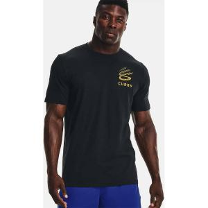UNDER ARMOUR Curry ανδρικό t-shirt