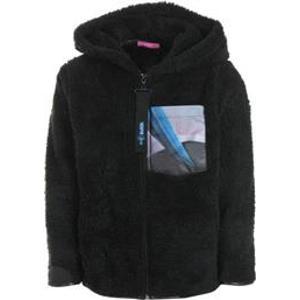 BODYTALK Παιδική γούνινη ζακέτα με κουκούλα για κορίτσια