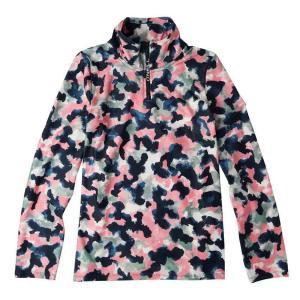 O'NEILL Aop Half Zip Fleece crop παιδικό μπλούζα μακρυμάνικη