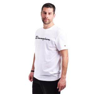 CHAMPION Ανδρικό t-shirt με το λογότυπο