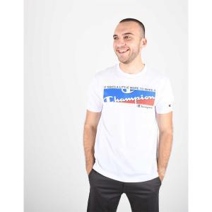 CHAMPION Crewneck t-shirt ανδρικό