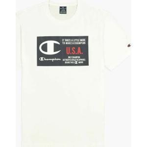 CHAMPION Ανδρικό t-shirt με λογότυπο