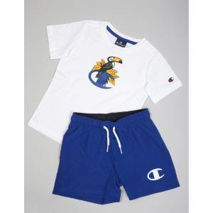 CHAMPION Kids boys clothing swimwear set
