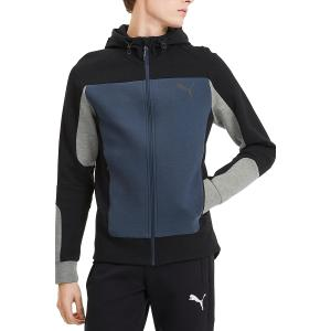PUMA EVOSTRIPE Hooded jacket Dark Denim