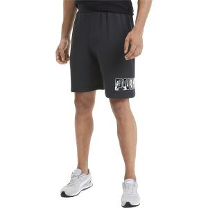 PUMA Rebel CAMO Shorts 9''