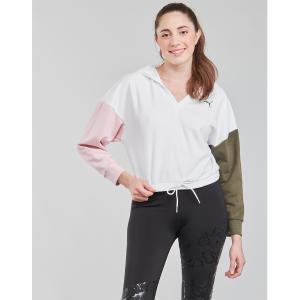PUMA modern sports γυναικείο φούτερ με κουκούλα