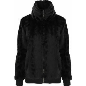 F0WALJ1 Fur Coat SWEAT JACKET