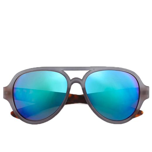 BREO Flight Mirrored T.Shell Green Purple Γυαλιά ηλίου 1