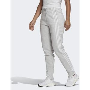 Adidas 3-Stripes Doubleknit Zipper Light Grey Heather