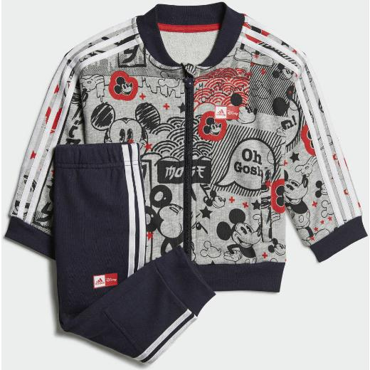 Adidas Mickey Mouse Jogger Set