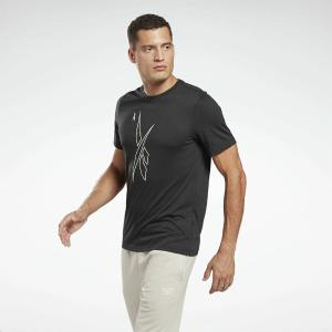 REEBOK MYT Graphic ανδρικό t-shirt