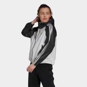 ADIDAS Jacket bsc 3s  γυναικείο αντιανεμικό μπουφάν