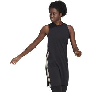 ADIDAS Sportswear recycled cotton tank dress