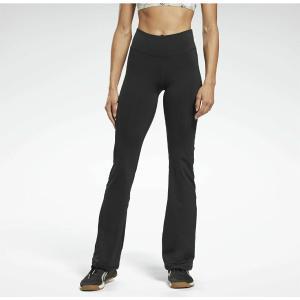 REEBOK Παντελόνι Γυναικείας Φόρμας Mαύρο Workout Ready Program