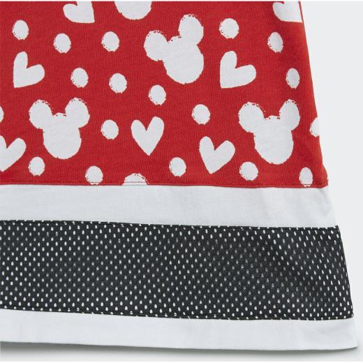 ADIDAS Minnie Mouse Summer Set Σετ Κολάν-μπλούζα για κορίτσια 3