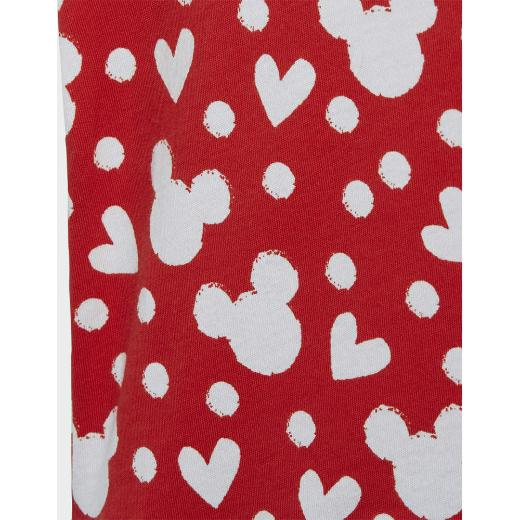 ADIDAS Minnie Mouse Summer Set Σετ Κολάν-μπλούζα για κορίτσια 5