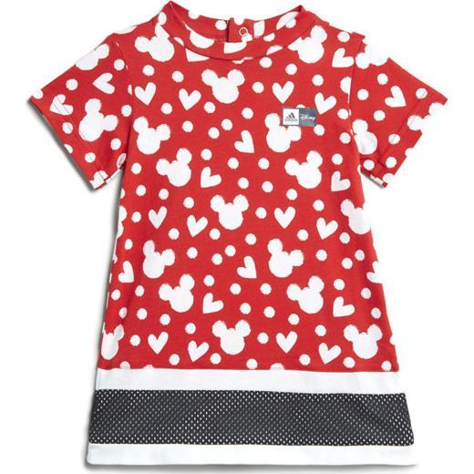 ADIDAS Minnie Mouse Summer Set Σετ Κολάν-μπλούζα για κορίτσια 7