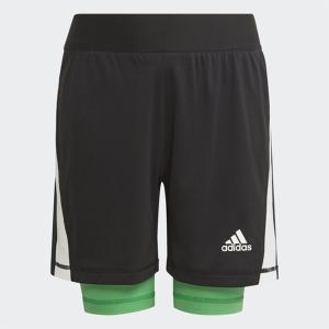 ADIDAS Aeroready Bold logo shorts