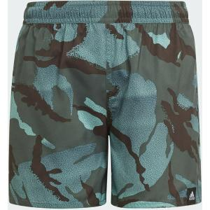 ADIDAS Camouflage Swim Shorts παιδικό μαγιό για αγόρια