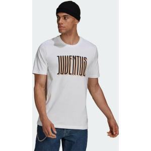 ADIDAS Juventus Street Ανδρικό T-shirt Λευκό Με Στάμπα