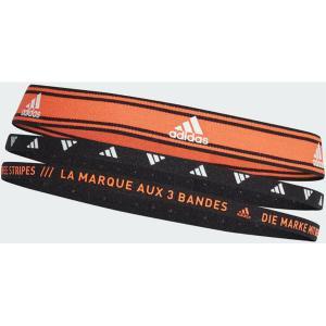 ADIDAS Training Headbands 3 Per Pack unisex κορδέλες