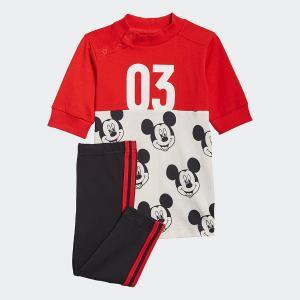 ADIDAS σετ φόρμας για κορίτσια 2τμχ Disney Mickey Mouse