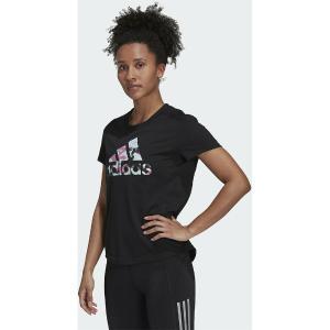 ADIDAS Αθλητικό Γυναικείο T-shirt με Στάμπα Fast Graphic