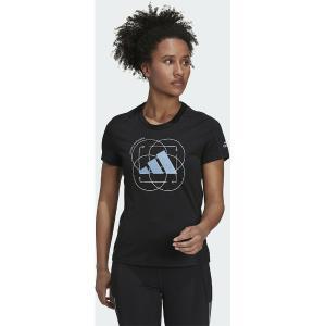 ADIDAS Run Logo women t-shirt