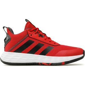 ADIDAS Ownthegame 2.0 Scarle παπούτσια ανδρικά για μπάσκετ
