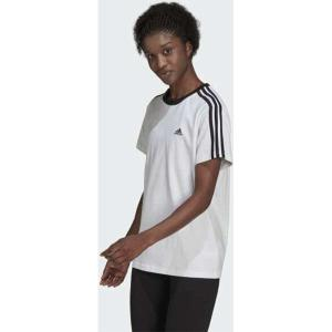 ADIDAS Αθλητικό Γυναικείο T-shirt Essentials 3 Stripes