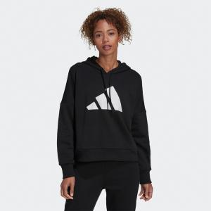 ADIDAS sportswear future icons γυναικείο φούτερ με κουκούλα