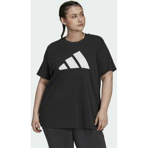 ADIDAS Sportswear Future Icons Plus Size Γυναικείο T-shirt με Στάμπα