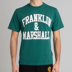 Franklin & Marshall Πράσινο T-shirt