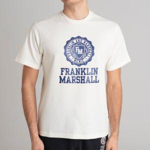 Franklin & Marshall T-Shirt ΑΝΔΡΙΚΟ