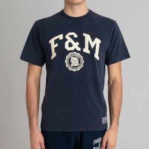FRANKLIN& MARSHALL T-SHIRT ΑΝΔΡΙΚΟ