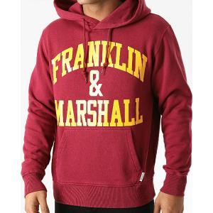 FRANKLIN & MARSHALL SWEATSHIRT-BRUSHED COTTON FLEECE