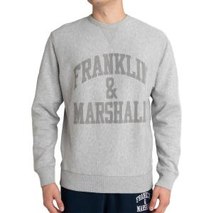 FRANKLIN & MARSHALL M BRUSHED SWEATER