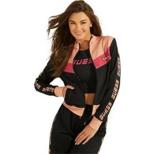 GUESS ACTIVEWEAR ZIP TOP
