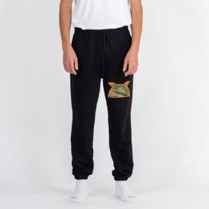 OWL Tracksuit wide fit Παντελόνι φόρμας με λάστιχο