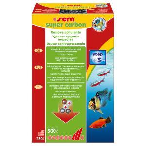 ΑΝΘΡΑΚΑΣ SERA SUPER CARBON 250GR - 3820